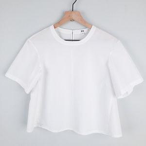 Uniqlo White Shirt size Small